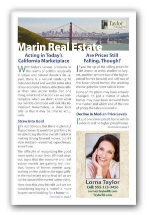 CA Real Estate Matters